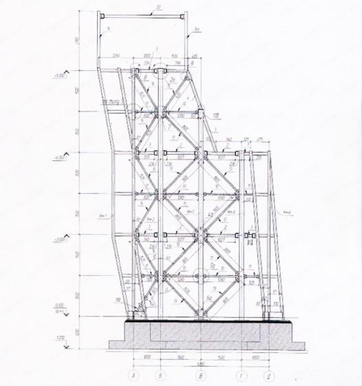 проектирование спортивного скалодрома