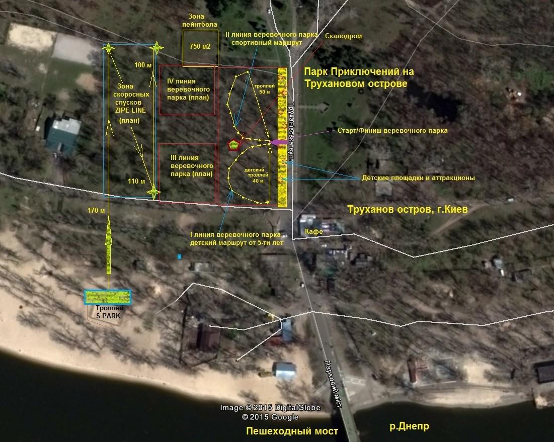 Development Plan Adventure Park Trukhanov Island-parktropa.com