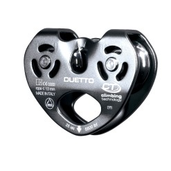 Pulley Climbing Technology Duetto