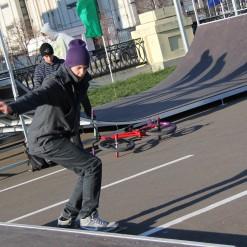 строительство скейт-парка