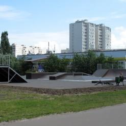 проектирование скейт-парка