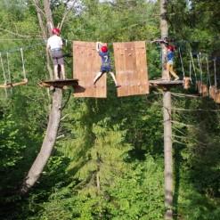 проектирование веревочного парка