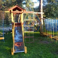Детский веревочный парк МАЛЮТЯНКА