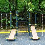 Спортивные площадки Workout. Изготовление и монтаж.