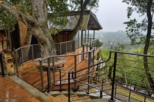 проектирование дома на дереве