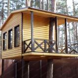 Строительство домиков на дереве