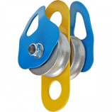 Block Pulley Croke PROMALP double