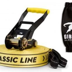 Слэклайн Gibbon Classic Line X13 15m