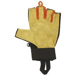 Перчатки для работы с веревкой Climbing Technology Half Finger Gloves