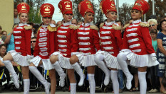 Фееричное открытие парка в Краматорске