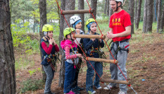 Our new friends – children's camp Slavutich