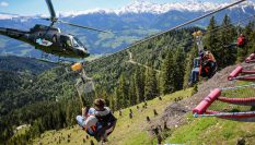 Internship in the Austria and the longest Zipline in Europe!