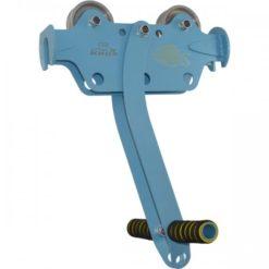 Тандем-каретка для тросовых троллеев Zip Line Turbo с ручками Krok