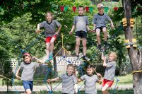 Rope Park for school № 9, Krivoy Rog 2018