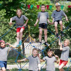 Веревочный Парк для школы