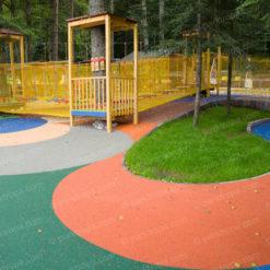 Детский игровой комплекс для отеля
