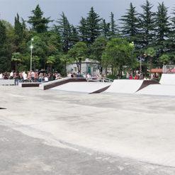 Cкейт-парк в Грузии