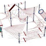 Детский игровой комплекс 6