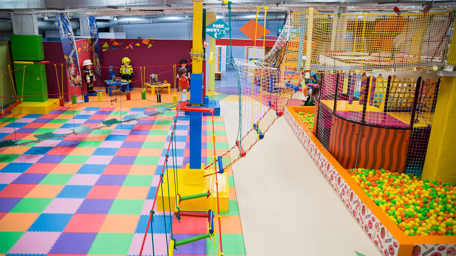 Design And Construction Of Adventure Parks