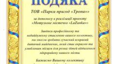 От детской школы № 16, г. Славянск
