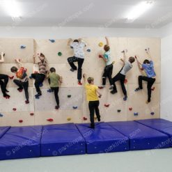 Спортивная и игровая зона для детского центра, Апостолово 2019