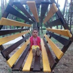 Веревочный парк для Новопскова