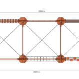 Модульный веревочный парк, 8 этапов