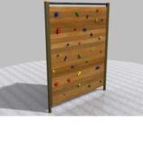 Детский скалодром для улицы «Прямой»