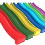 Горка-спуск пластиковая