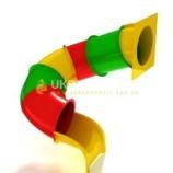 Горка «Труба винтовая» из стеклопластика